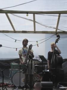 Aske Drasbæk Group Jazzfestival 2013-2