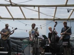Aske Drasbæk Group Jazzfestival 2013-3